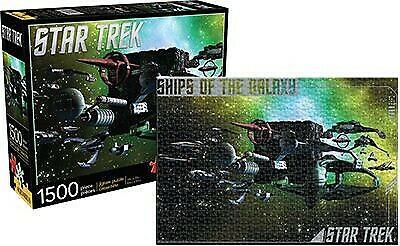 Gw jm star trek ships o/t galaxy  pcs puzz -