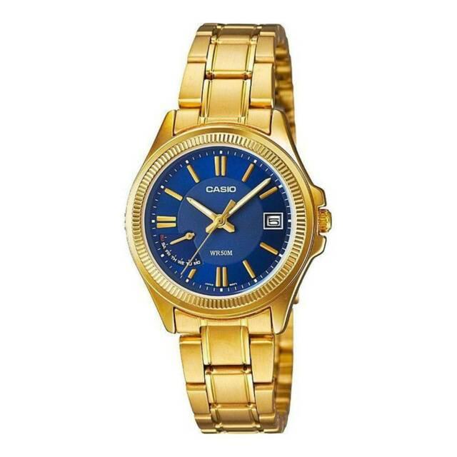 Casio ltp-e115gb-2a orologio donna al quarzo