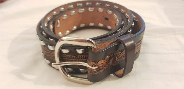 b418912bae El charro cinta cintura vintage