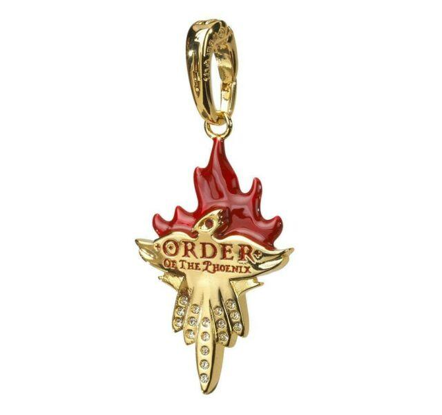 Gw jm harry potter bracelet charm lumos order of the