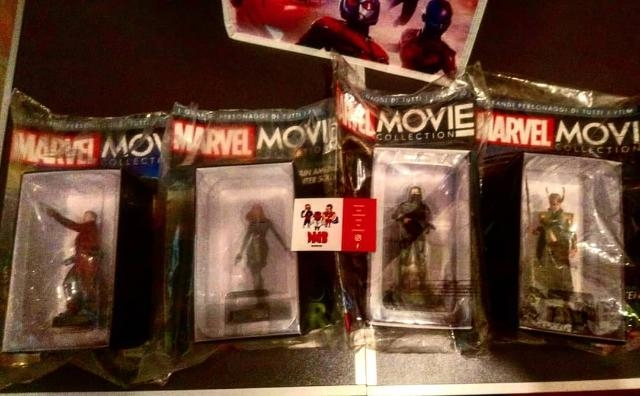 STATUE MARVEL MOVIE COLLECTION NUOVE