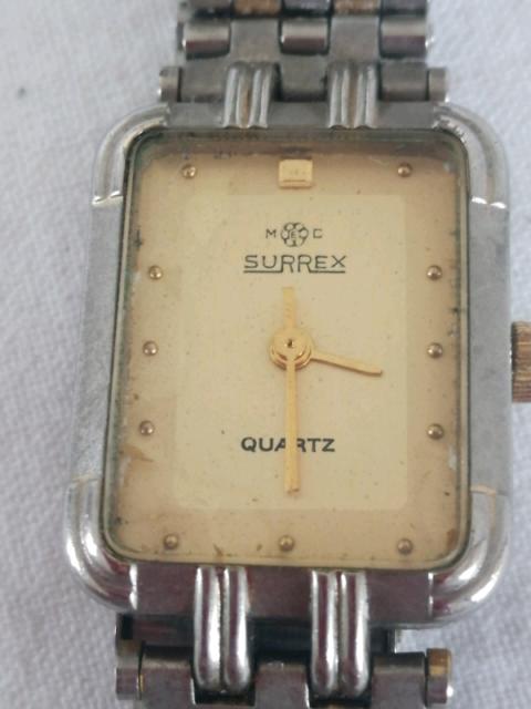 Surrex orologio vintage donna