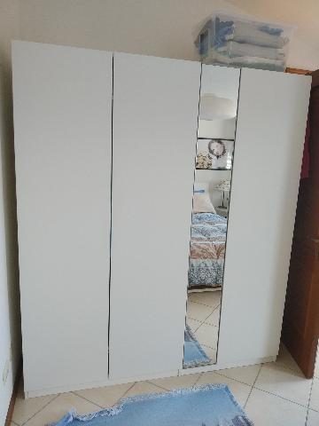 ARMADIO BIANCO IKEA 1.75 LUNGHEZZA