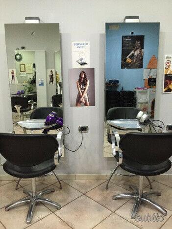 Lavatesta usati arredamento outlet parrucchieri posot class for Arredamento parrucchieri outlet