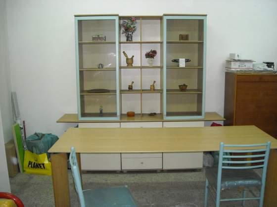 Soggiorno NUOVO con tavolo rettangolare e 4 sedie