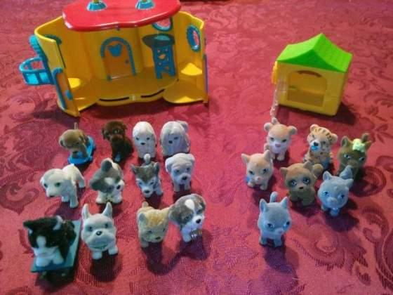 41 cuccioli cercamici + Magic diary e altro