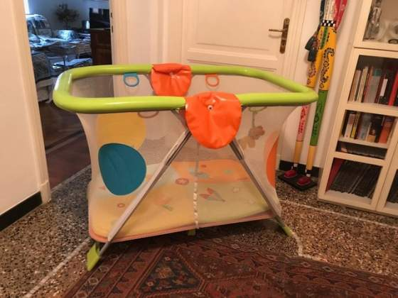 Box bambini marca Brevi Soft & Play Sweet Life