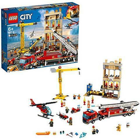 Lego - costruzioni missione in città city