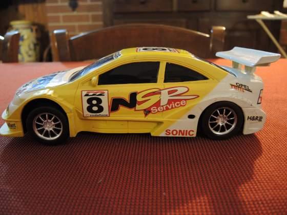 Modellino a frizione Opel Rally