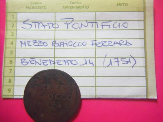 (447) - Benedetto XIV°