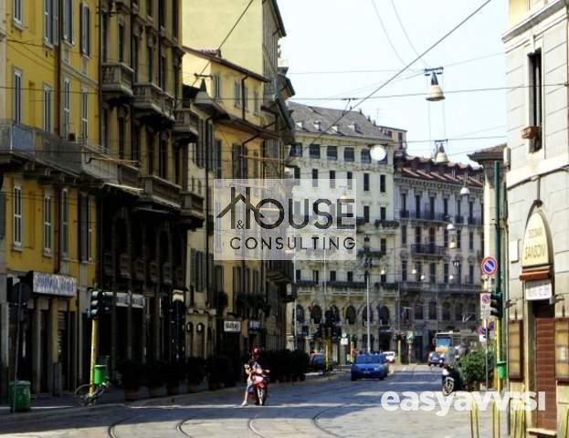 Milano affittasi negozio su strada di forte passaggio, citta