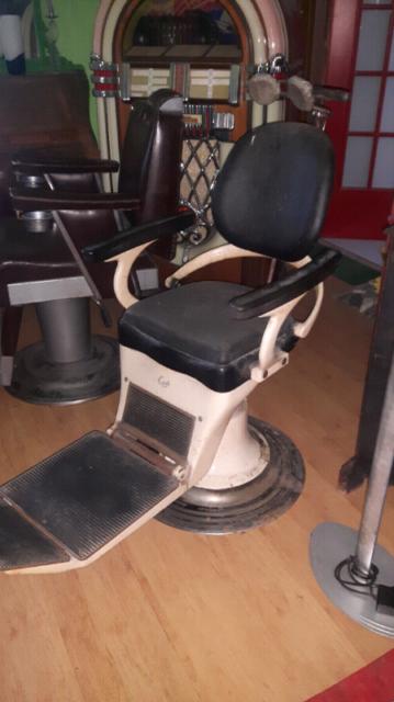 Poltrona da dentista Vintage anni 40
