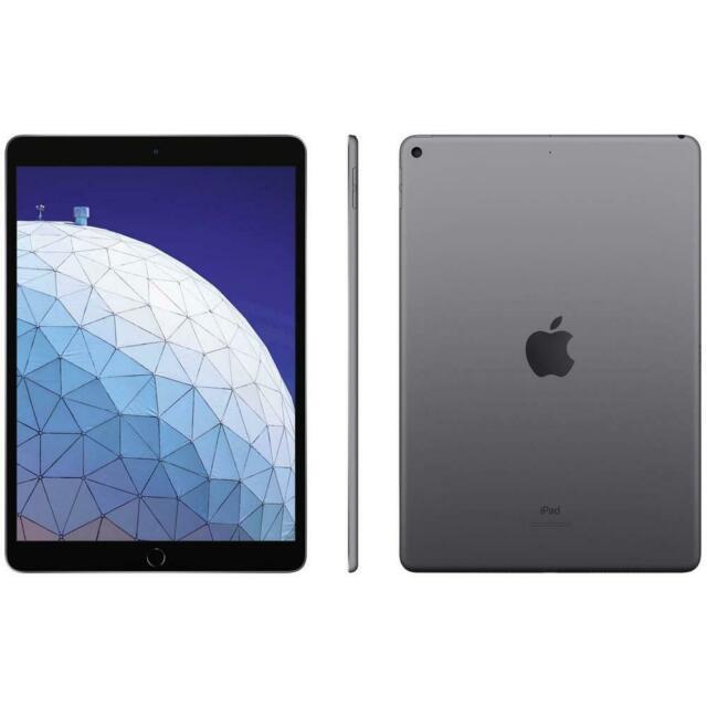 Apple ipad air 10.5 wifi muuj2fd/a 64gb ios space grau