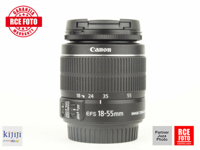 Canon EF-S  F IS II (Rif:)