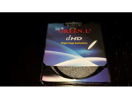 Filtro UV per obbiettivi da Ø77 mm