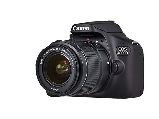 Fotocamera Reflex Canon Eos D  mm Nuova