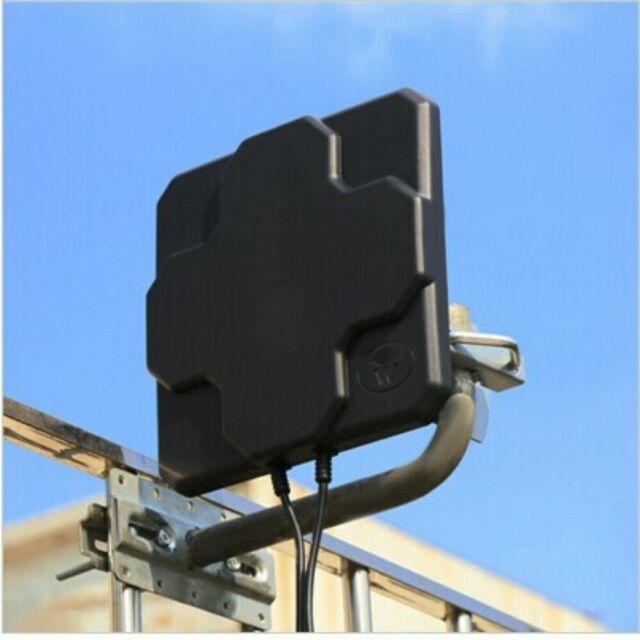 LTE outdoor MIMO antenna 4G LTE MODEM SIM + CAVI