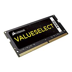 Memoria ram corsair - value select - ddr4 - 8 gb - so dimm