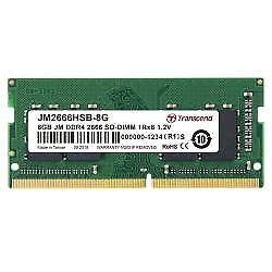 Memoria ram transcend - jetram - ddr4 - 8 gb - so dimm