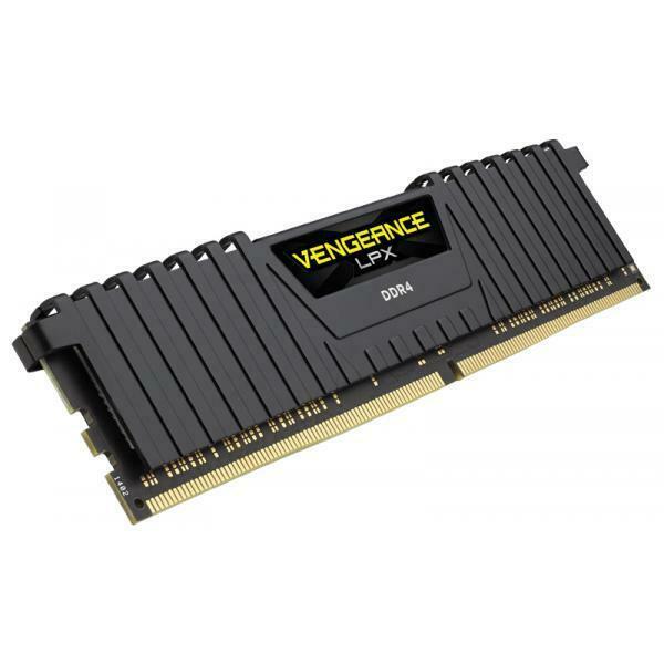 Memoria ram vengeance lpx 8 gb ddr mhz cl14 colore