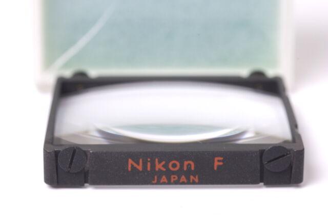 Nikon F Vetrino di messa a fuoco tipo D