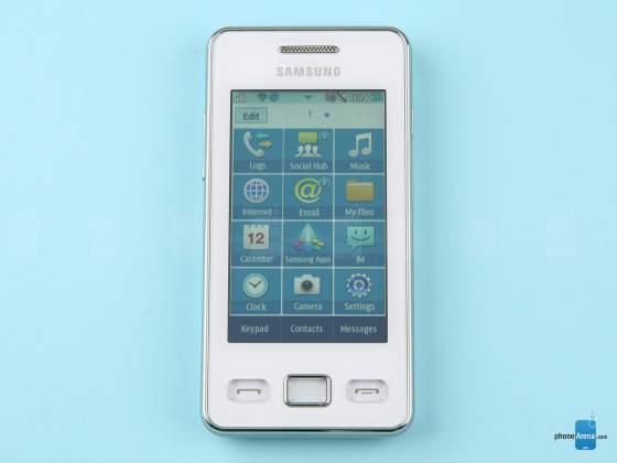 Samsung Star II - S