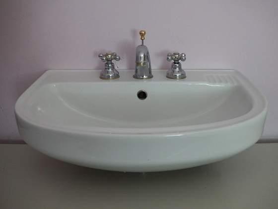 Lavabo bagno retro' completo