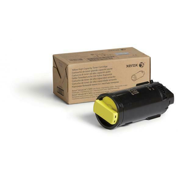 Xerox 106r toner laser pagine giallo cartuccia