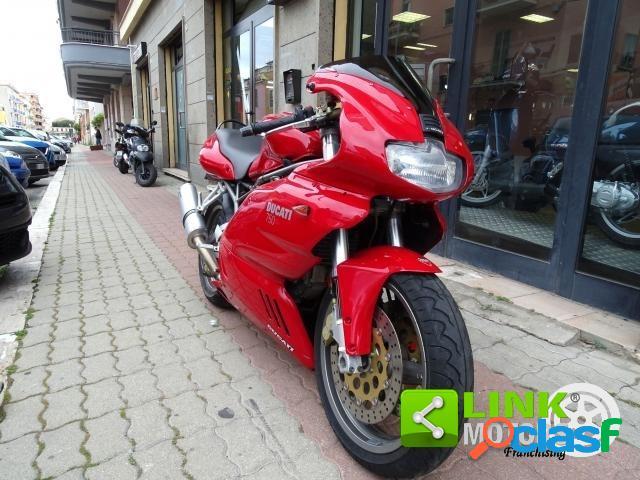 Ducati SuperSport 750 benzina in vendita a Civitavecchia
