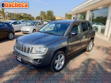 Jeep compass 2.2 crd…