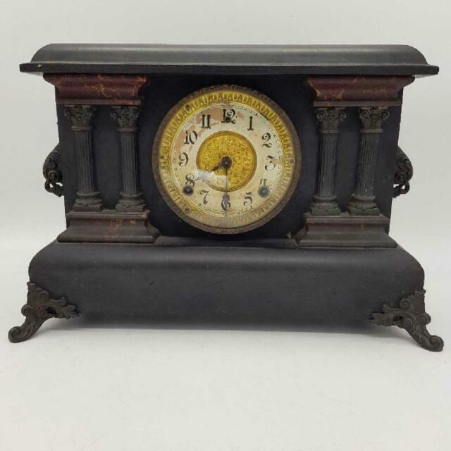 Orologio d'epoca wm. l. gilbert clock co. france