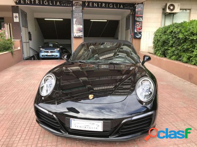 PORSCHE 911 Cabrio benzina in vendita a Taranto (Taranto)
