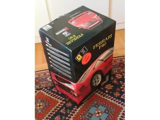 Scatola Pocher Ferrari F40 scala 1/8 K55