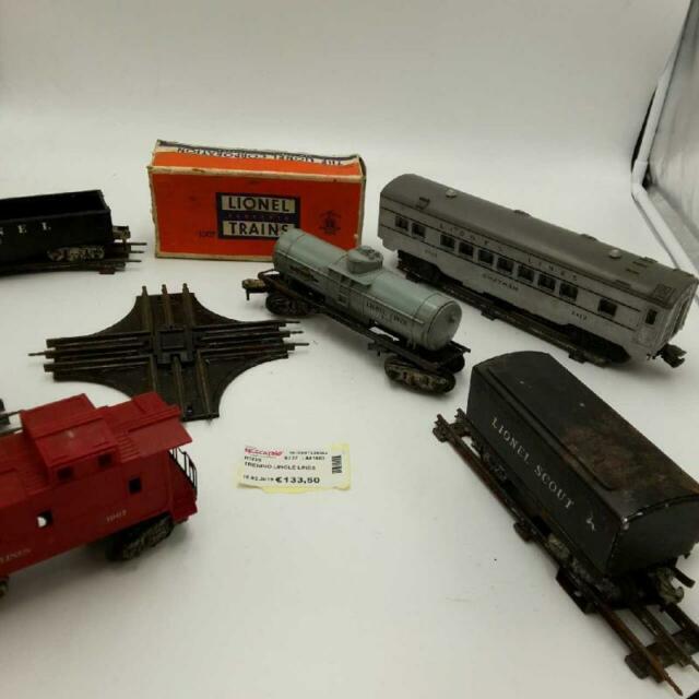 Lionel treno collegare trasformatore