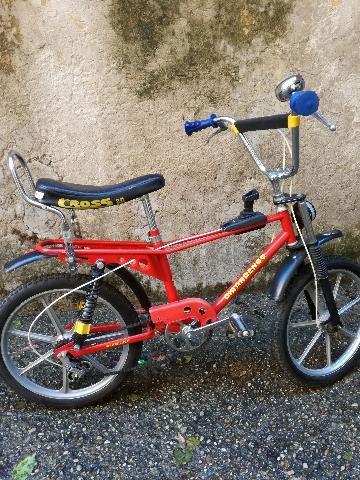 Coppia Ammortizzatori Bici Cross Anni Saltafoss Posot Class