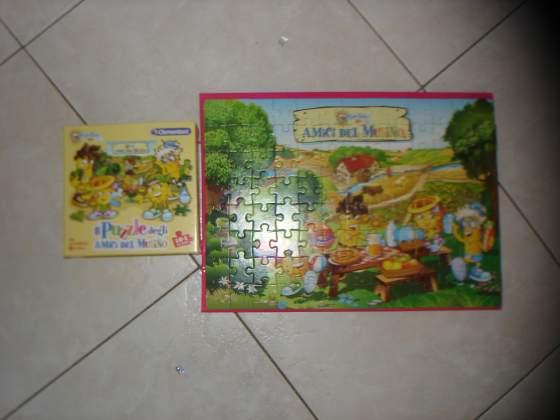 Il puzzle degli amici del mulino