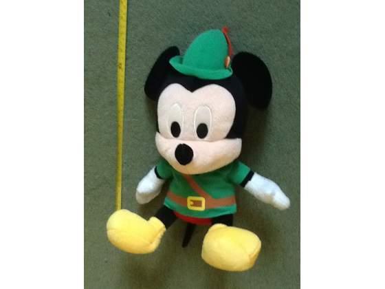 Topolino Robin Hood e Minnie peluches vendo a 15 euro la
