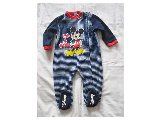 ce86a5af5b Pigiama intero in pile disney baby | Posot Class