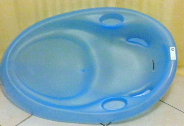 Vaschetta bagnetto chicco 0-12 mesi (PARI AL NUOOVO)