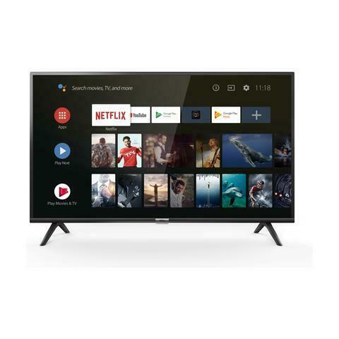 """Tv led 40""""fhd 200ppi dvbt2/s2/hevc smart android"""