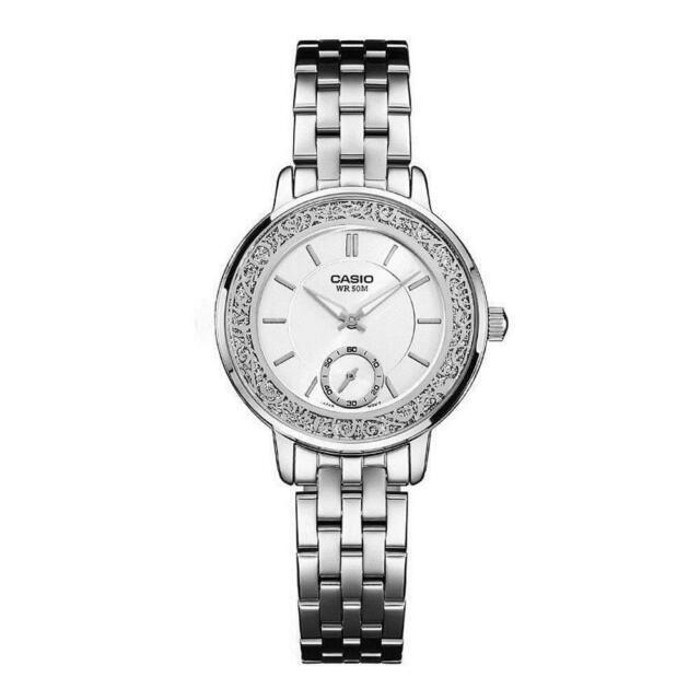 Casio ltp-e408d-7a orologio donna al quarzo