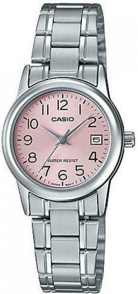 Casio ltp-v002d-4b orologio donna al quarzo