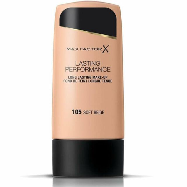 Max factor lasting performance foundation 105 soft beige