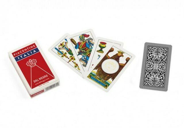 Gw jm carte da gioco piacentine italia - spedizione