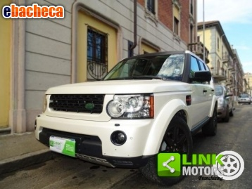 Land Rover Discovery 4…