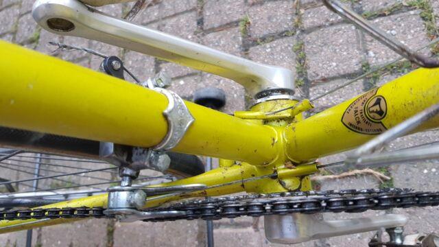 Bici corsa Legnano epoca vintage