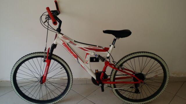 "Bicicletta MTB Lombardo Erice 200 da 26"""