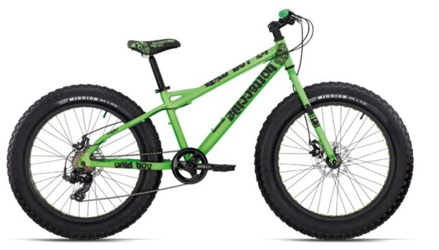 Mtb fat bike bottecchia disk 24 nuove