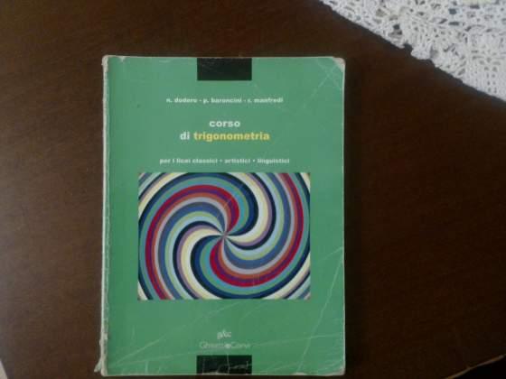 Corso di trigonometria. Codice ISBN: