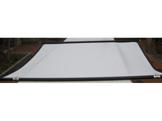 FINS Schermo proiezione cm.165x160